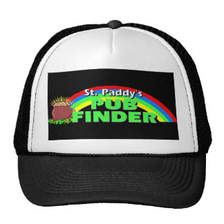 St. Paddy's Day Pub Finder Cap