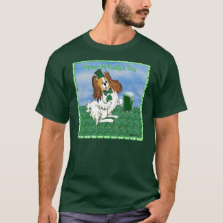 St Paddys Day T Shirt in Green