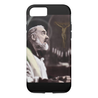 ST PADRE PIO CELEBRATING MASS iPhone 8/7 CASE