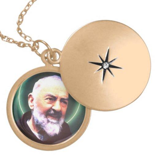 St. Padre Pio Necklace