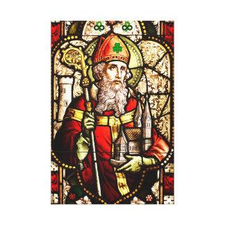 St. Patrick Canvas Print