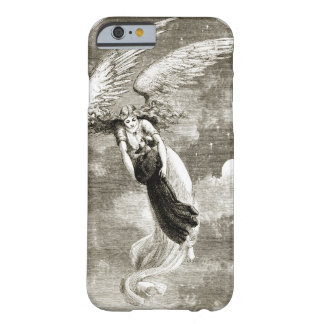St. Patrick carried to Rome by the angel, from 'Th Barely There iPhone 6 Case