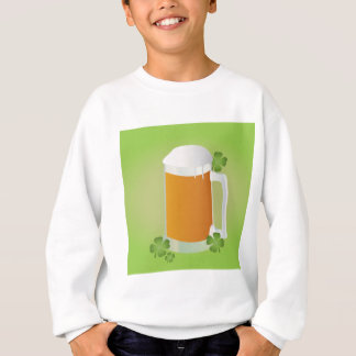 St. Patrick day beer Sweatshirt