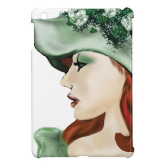 St. Patrick Day Irish lass lilyzm 2.jpg Case For The iPad Mini