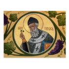 St. Patrick Icon Prayer Card