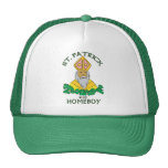 St. Patrick Is My Homeboy Hat