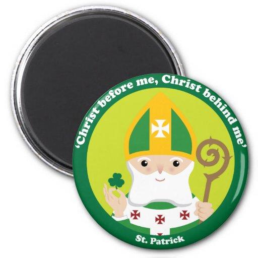 St. Patrick Fridge Magnet