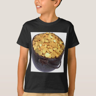 St Patrick&- Pot of Gold T-Shirt
