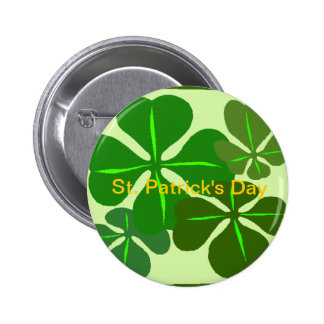 St Patrick s Day Buttons