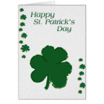 St; Patrick;s Day Cards