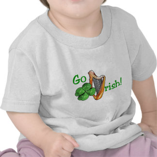 St. Patrick's Day - Go Irish! Shirt