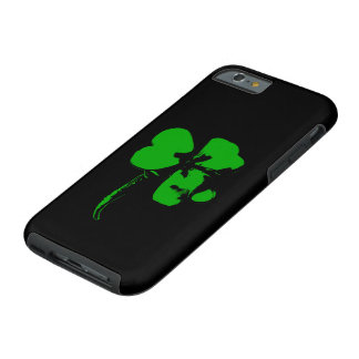 St. Patrick's Day Green Clover - Phone Cases
