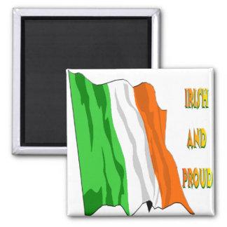 St Patrick s Day Irish Flag Fridge Magnet
