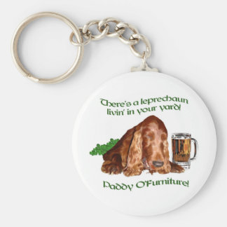 St Patrick's Day Key Chains