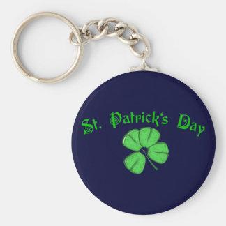 St Patrick s Day Keychain