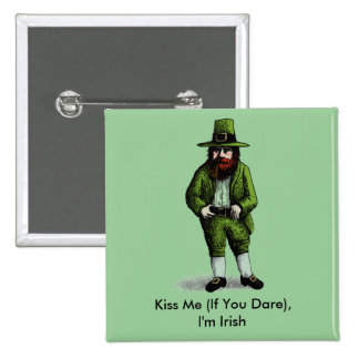 St Patrick s Day Leprechaun Pin