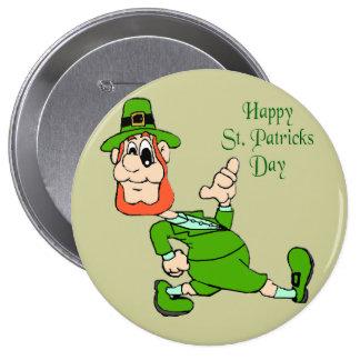 St Patrick s Day Leprechaun Pins