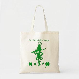 St. Patrick's Day Leprechaun Bag
