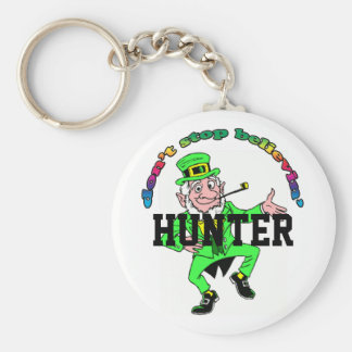 St Patrick s Day Leprechaun Don t Stop Believing Key Chains