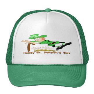 St Patrick s Day Leprechaun Gold Hat