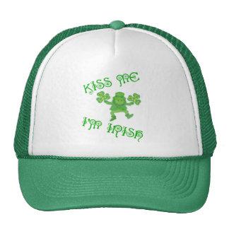 St Patrick s Day Leprechaun Hat Cap