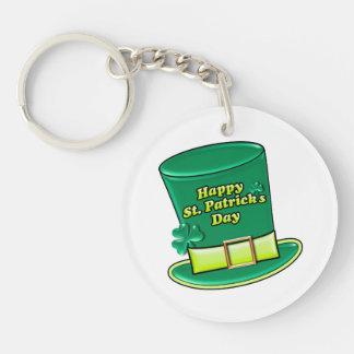 St. Patrick's Day Leprechaun Hat Key Chain