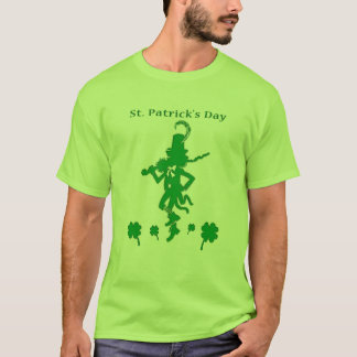 St. Patrick's Day Leprechaun Shirt