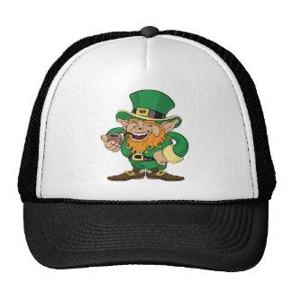 St Patrick s Day leprechaun Trucker Hat