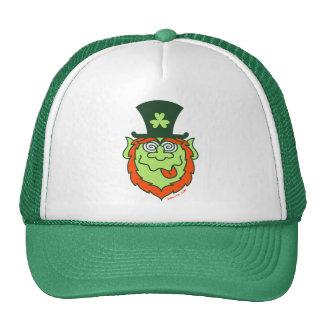 St Patrick s Day Mad Leprechaun Trucker Hat