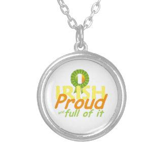 St Patrick s Day Custom Necklace