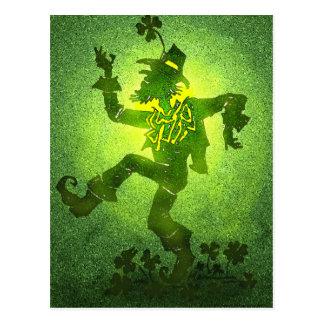 St Patrick s Day Postcard