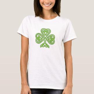 St. Patrick's Day  Shamrock Clover Shirt