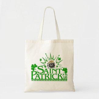 St. Patrick's Gold Pot Bag