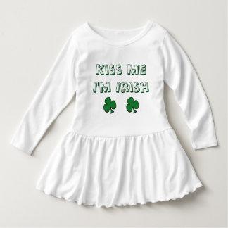 St. Patrick's, Kiss Me, I'm Irish Dress