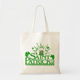 St. Patrick's Singing Leprechauns Bag