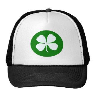 St. Patrick' Shamrock Cap
