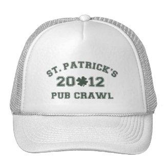 St. Patrick's 2012 Pub Crawl Hat