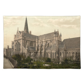 St Patrick's Cathedral Dublin Ireland Placemat