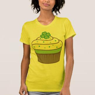 St-Patrick's Cupcake T Shirt