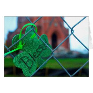 St Patrick's Curch Card