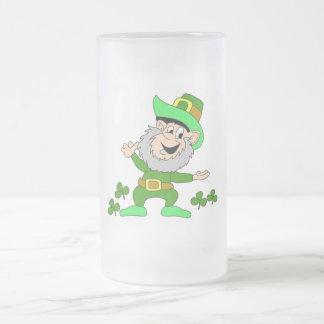 St. Patricks Custom 16oz Frosted Mug