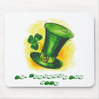 St Patrick's Day 2009 Mouse Mat