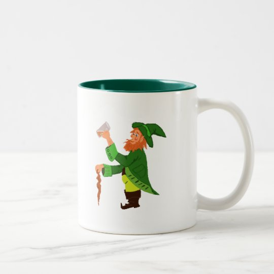 St Patricks Day 2009 Two-Tone Coffee Mug
