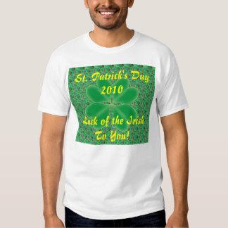 St. Patrick's Day 2010 Tshirts
