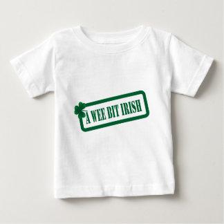 St Patrick's Day A Wee Bit Irish Infant T-shirt