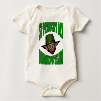 St Patricks day Baby Bodysuit
