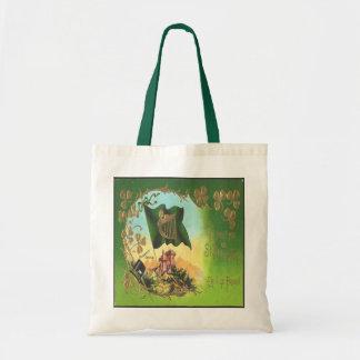 St Patricks Day Bag 1 Budget Tote Bag