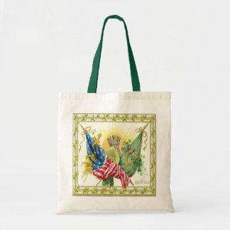St Patricks Day Bag 20 Budget Tote Bag