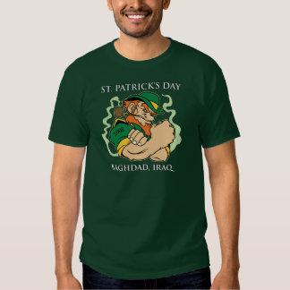St. Patrick's Day - Baghdad, Iraq T-Shirt