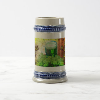 St Patricks Day Beer Stein Beer Steins